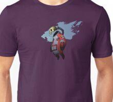 Spacetronaut IN-R3D Unisex T-Shirt