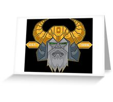 World Eater Greeting Card