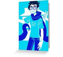 John Egbert - Thanks for playing  Greeting Card