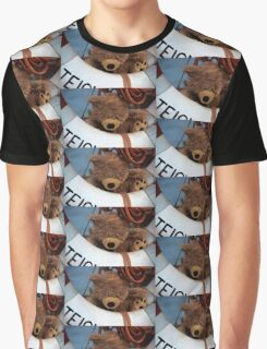 Teddy's Safe Graphic T-Shirt