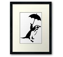 Pingu Framed Print
