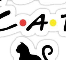 Friends - Smelly Cat Sticker