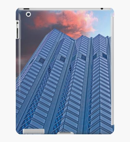 High Rise Office Building iPad Case/Skin