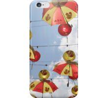 Chinatown Garlands iPhone Case/Skin