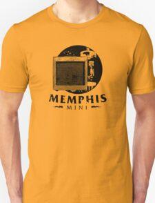Memphis Mini Blues Amp Unisex T-Shirt
