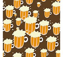 B is for BEER! Photographic Print