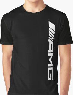 AMG WHITE Graphic T-Shirt