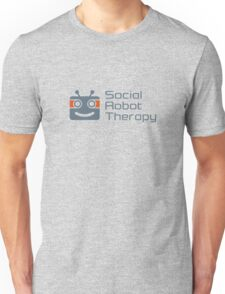 Social Robot Therapy Unisex T-Shirt