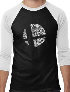 Smash Men's Baseball ¾ T-Shirt