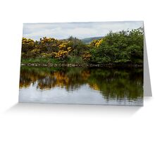 Averon in the Highlands Greeting Card