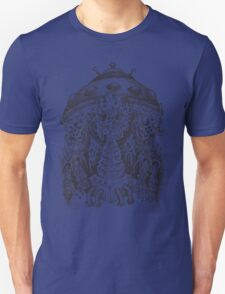 INVADED (black) Unisex T-Shirt