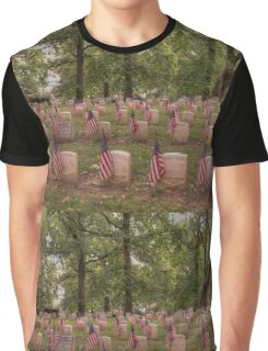 Tribute to Our Veterans Graphic T-Shirt