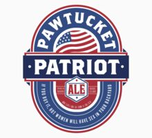 Pawtucket Patriot Ale One Piece - Short Sleeve