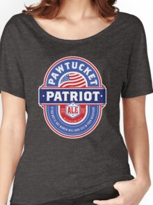 Pawtucket Patriot Ale Women's Relaxed Fit T-Shirt