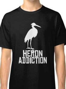 Heron Addiction Classic T-Shirt