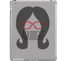 linda belcher iPad Case/Skin