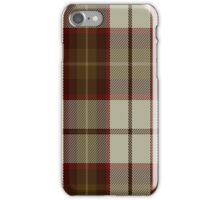 01507 Turnberry District Tartan  iPhone Case/Skin