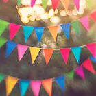 Let the celebrations begin! by Catherine MacBride