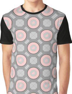 Portal Companion Cubes Graphic T-Shirt