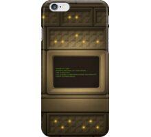 Alien Special Order 937 iPhone Case/Skin