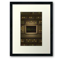 Alien Special Order 937 Framed Print