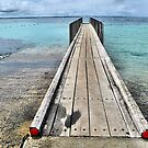 A LITTLE JETTY by Margaret Stevens