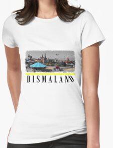 Dismaland Fan Art Womens Fitted T-Shirt