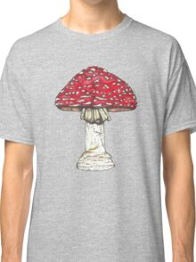 Fly Agaric Toadstool Classic T-Shirt