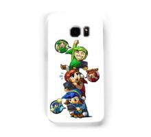 Tri Force Heroes Samsung Galaxy Case/Skin