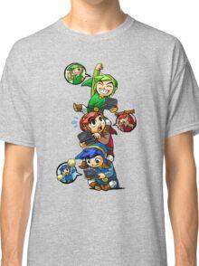 Tri Force Heroes Classic T-Shirt