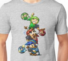 Tri Force Heroes Unisex T-Shirt