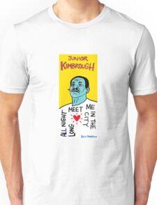 Junior Kimbrough Blues Folk Art Unisex T-Shirt