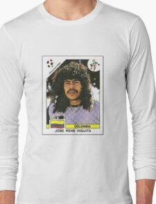 JOSÉ RENÉ HIGUITA - 1990 Long Sleeve T-Shirt