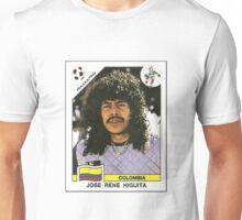 JOSÉ RENÉ HIGUITA - 1990 Unisex T-Shirt