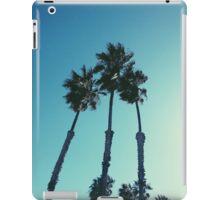 mas palm trees iPad Case/Skin
