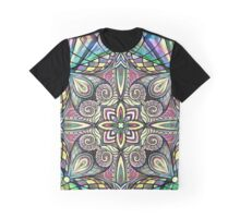 Mandala HD 7 Graphic T-Shirt