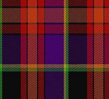01503 Tribal Tartan  by Detnecs2013
