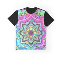 Mandala HD 5 Graphic T-Shirt