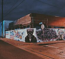 Galleries in L.A by Santamariaa