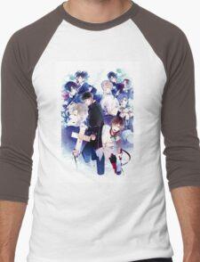 Diabolik Lovers Men's Baseball ¾ T-Shirt