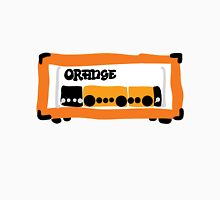 Orange Amp Head Men's Baseball ¾ T-Shirt