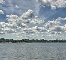 Just a nice day by Richard Fortier