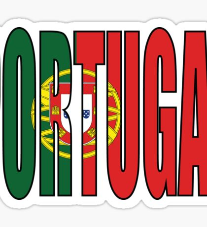 Portugal Sticker