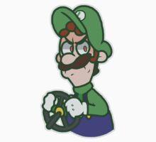 Luigi Kart 8 by MitMFGG