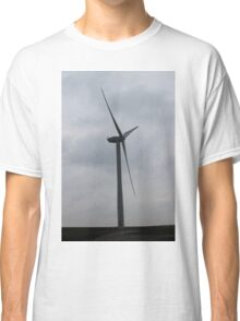 Wind rotor Classic T-Shirt