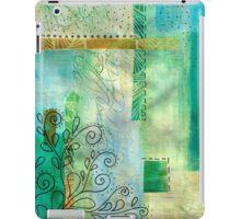 cool mint iPad Case/Skin