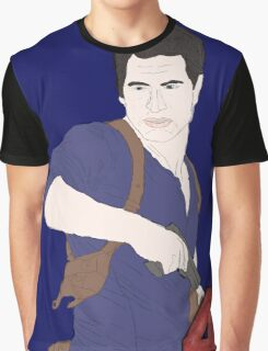 Uncharted Adventurer Graphic T-Shirt