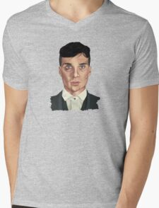 tommy Mens V-Neck T-Shirt
