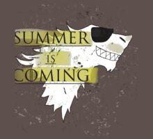 Summer is coming Baby Tee