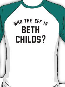 WTFIBC? (CLEAN VERS.) T-Shirt